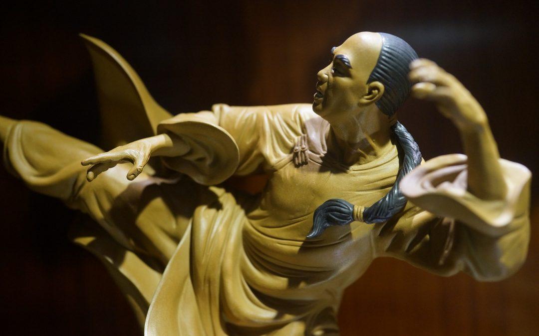 Kung Fu além do combate
